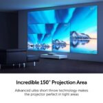 VAVA 4K UHD Ultra Short Throw Android Laser Projector