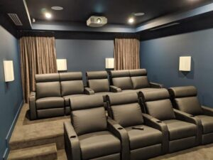 Home Theatre Furniture Adelaide
